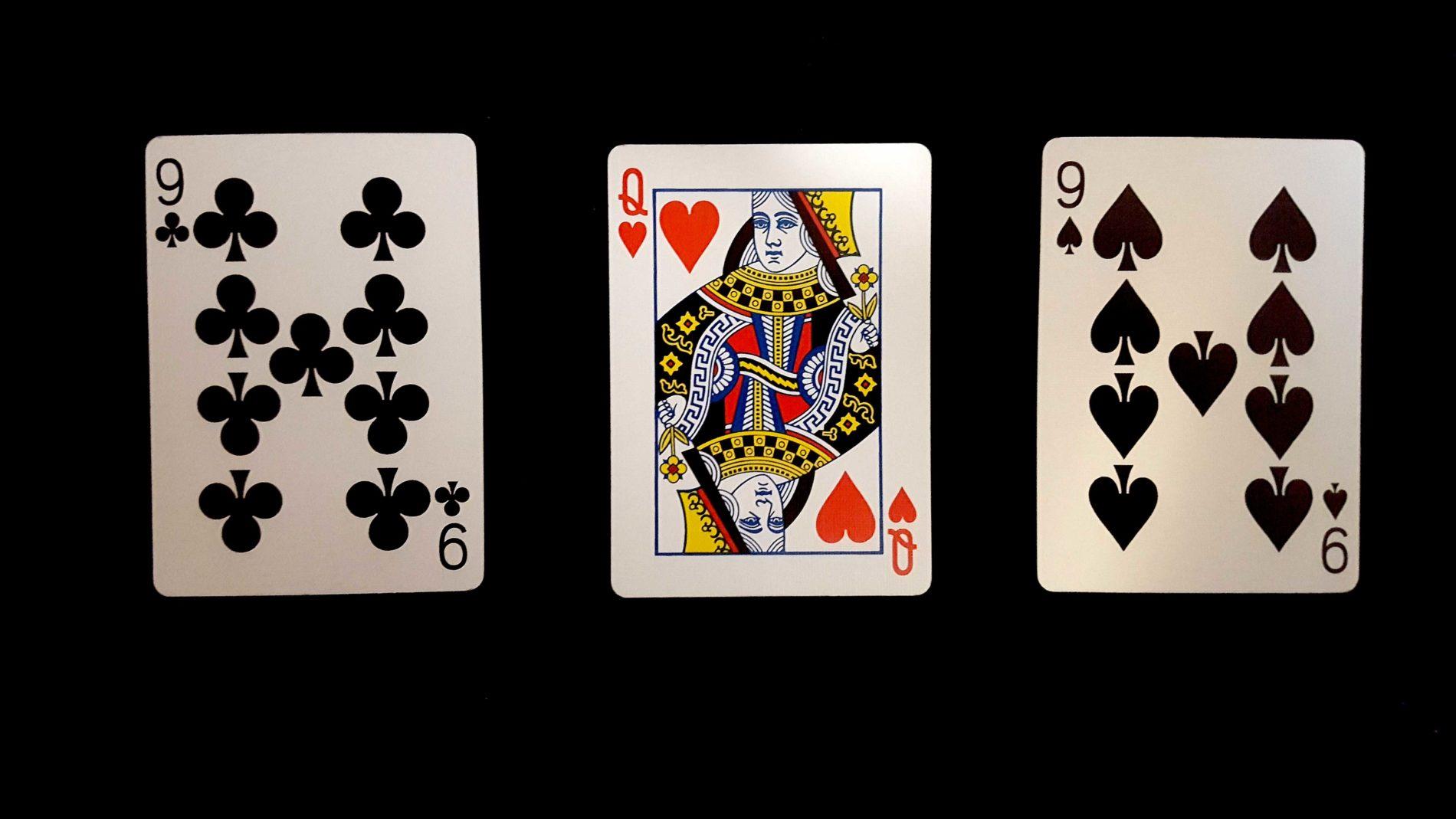 problema tre carte